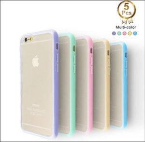 Ace Teah Clear Case for iPhone 6s (1)