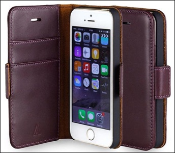 Aceabove Wallet Case for iPhone SE