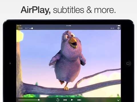 AirPlayit video player app
