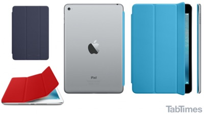 Apple iPad Mini 4 Apple smart cover