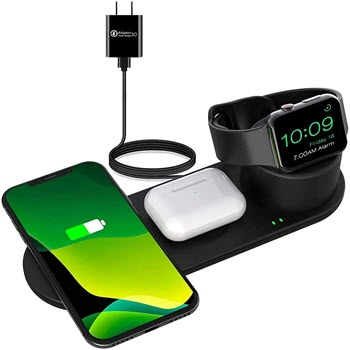 Aresh 3 Wireless Charger iPhone 12 series
