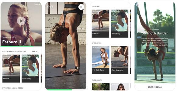 Asana Rebel Yoga and Fitness