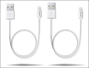 Avantree iPhone and iPhone Lightning Cable
