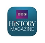 BBC History Magazine iPhone and iPad App Icon