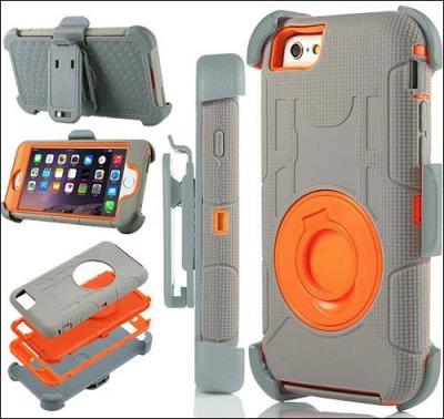 BENTOBEN iPhone 6s Plus Belt Clip Case