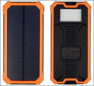 Bienna iPhone Solar Power Bank