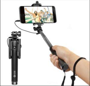 Carloue iPhone 6 6s Plus Selfie Stick