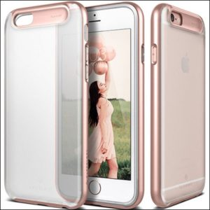 Caseology iPhone 6s Transparent Case (2)