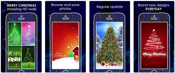 Christmas Live Wallpaper Best X'mas Screens