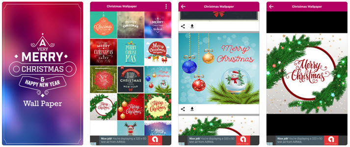 Best Christmas Live Wallpaper Apps For Iphone Ipad 2018 Iphone