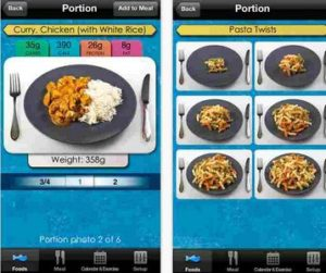 Crabs Cals app for iphone ipad