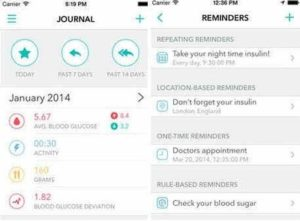 Diabetik app for iphone ipad
