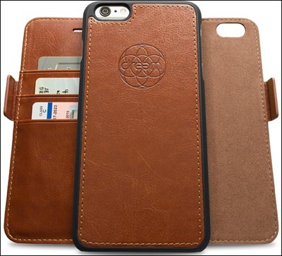 Dreem wallet case for iPhone 6 plus