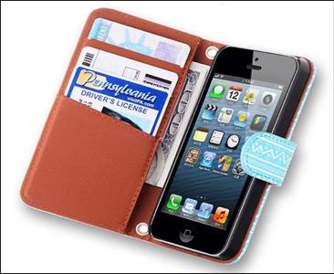 ENDLER iPhone SE Wallet Case