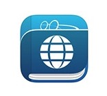 Encyclopedia of World Knowledge iPhone and iPad App Icon