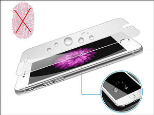 g color glass screen protector iPhone