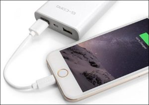 G Cord Short Lightning Cable for iPhone and iPad