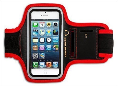 Gear Beast iPhone SE Armband