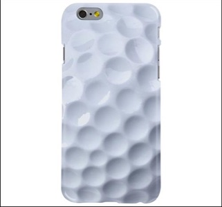 Golf Ball Hard Case for iPhone 6s Plus