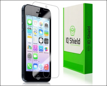 IQ Shield LiQuidSkin Screen Protector for iPhone SE