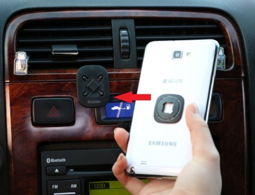 Iclever iPhone car mount