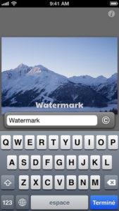 Impression iPhone App