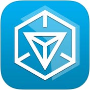Ingress iPhone MMORPG Icon