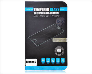 ionic pro tempered glass screen protector for iPhone 7