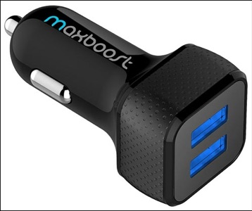 Maxboost Car Charger for iPhone 6s and 6s Plus