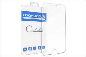 Maxboost iPhone 7 Plus Tempered Glass Screen Protector