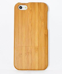 Natural handmade iPhone 7 wooden case