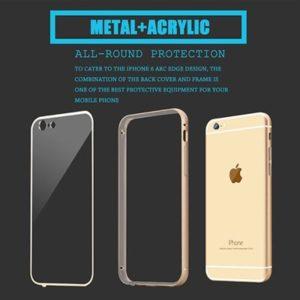 Niubity iPhone 6s Transparent Case