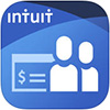 Online Payroll iPhone App Icon
