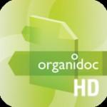 OrganiDoc HD iPad app