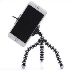 Peyou Tripod for iPhone 6 6s Plus