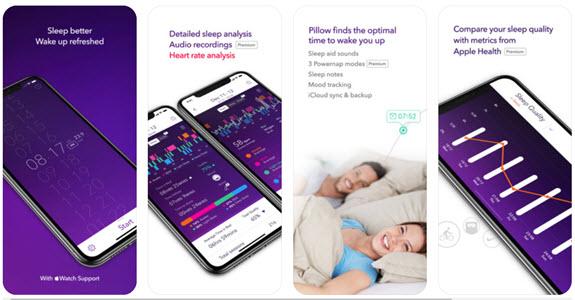 Pillow Smart Sleep Tracking