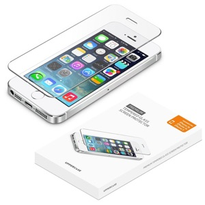 Premium screen protector for iPhone SE