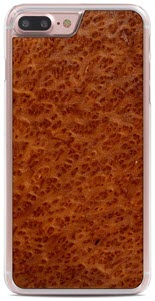 Redwood carved iPhone 7 wooden case