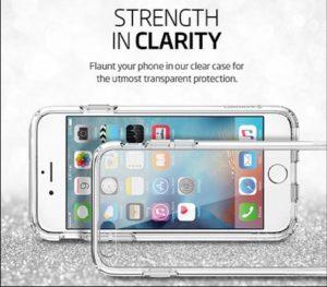 Spigen iPhone 6s Clear Case