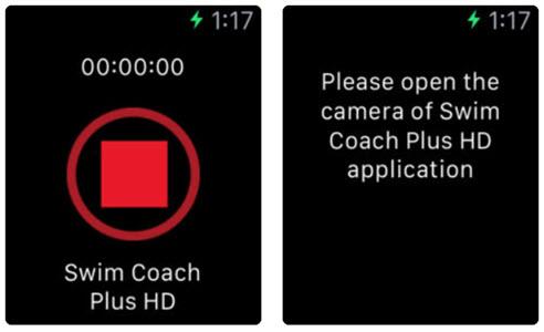 Swim Coach Plus HD swimmimg app