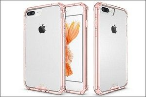 Teelevo Bumper Case for iPhone 7 Plus