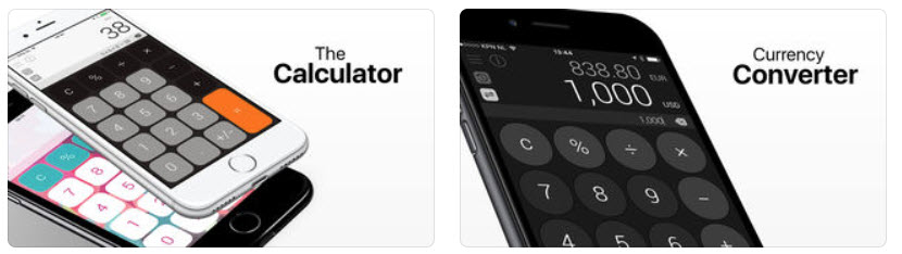 The calculator calculator app