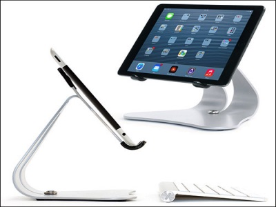 Thought Out Stand for iPad Pro