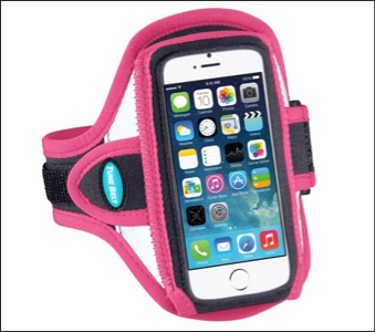 Tune Belt Armband for iPhone SE