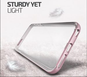 Verus Clear Case for iPhone 6s (1)