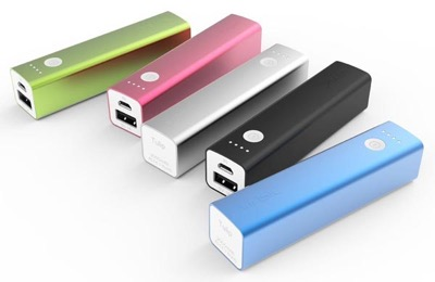 Vinsic-Tulip power bank for iPhone