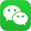 WeChat iPhone App Icon