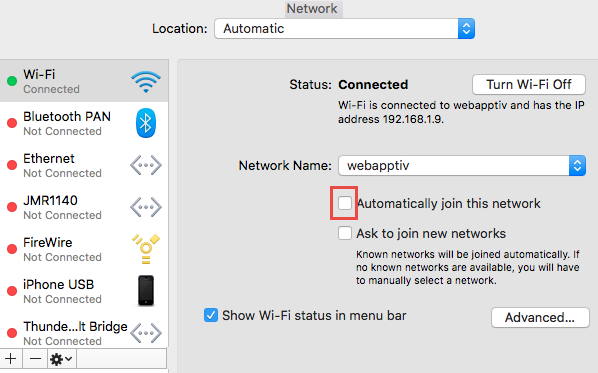 Wifi stop joining 1