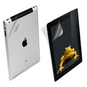 Wrapsol iPad screen protector