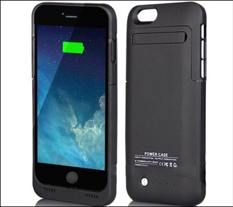 Wuloo iPhone SE Battery Case